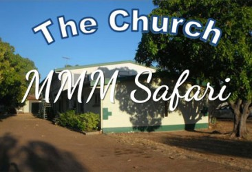 2013 MMM Normanton Safari | The Church