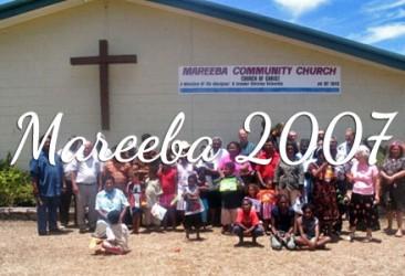 2007 Mareeba Events