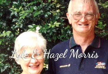 Lyle & Hazel Morris
