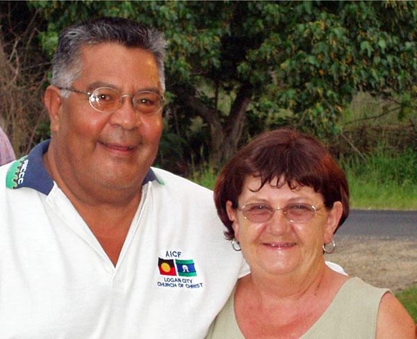 Kevin & Julie Slabb